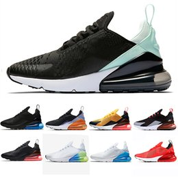 outlet store 1715a 22ddb AIR MAX 270 2019 New Photo Blue Uomo Donna Scarpe da corsa Flair Triple  Black Core bianco Mens Trainer Sport Medium Olive Brown scarpe da  ginnastica ...