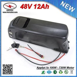 $enCountryForm.capitalKeyWord Australia - High Quality Dolphin 700W 48V New Water Bottle Battery S amsung 12Ah for Electric Bike Bicycle E-Bike with 15A BMS + 2A Charger
