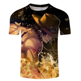 5f6e97f5630b Luffy One Piece T-shirts Men Women 2019 New Fashion Hip Hop T Shirt Casual  Brand Clothing 3D Printed Summer Tops Tees tshirt