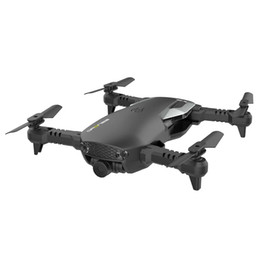 China 2.4GHz HD Drone Foldable Mini RC Quadcopter WIFI FPV Remote Control Aircraft High Fixd Toys Real Time Transmission supplier drone real time suppliers