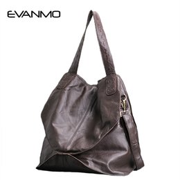 4c7b80c1f8f0b 2019 Fashion 2018 Hot Sale Women Genuine Leather Shoulder Bag Large  Capacity New Diamond Design Lady Cowhide Leather Crossbody Tote Bag