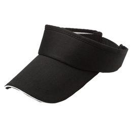 Beach Visors For Women UK - 2018Newest Male Women Summer Best Hats for Sport bone Visor Tennis Caps Baseball Hat Running Hats Outdoor Beach Sports Snapback