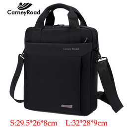 oxford handbags Australia - Carneyroad Handbag Men High Quality Waterproof Business Shoulder bags For Men Fashion Oxford Messenger Bags Ipad Crossbody bags SH190920