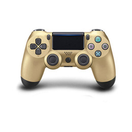 Wireless Controller For Ps2 Australia - Ps4 Wireless Gamepad Bluetooth Controller For PS 4 Dual Vibration Joystick Game pad Game Controllers Game Handle