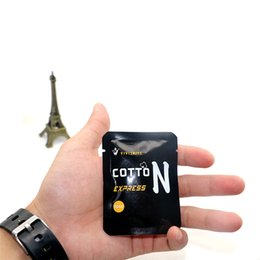 Cotton Express Australia - 2019 Cotton Express Vivismoke Cotton Vape Quick Wick Wholesale Preloaded threads vape Organic cotton Via DHL free shipping