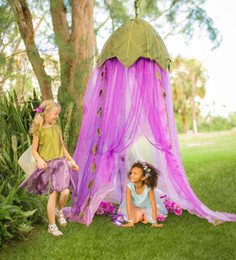 $enCountryForm.capitalKeyWord Australia - Ins Leef Kids Baby Canopy Mosquito Net Anti Mosquito Princess Bed Canopy Girls Bedding Room Decoration Bed Canopy VT0151
