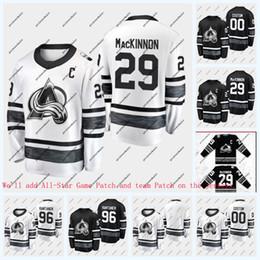 3eaacda04 96 Mikko Rantanen Colorado Avalanche 2019 All-Star Game Hockey Jersey 92  Gabriel Landeskog 29 Nathan MacKinnon 1 Semyon Varlamov 28 Ian Cole