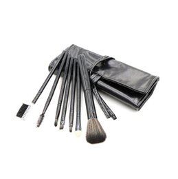 metal makeup brush set 2020 - Beauty Professional Tools Kit 7pcs Set Foundation Makeup Brushes Eyeshadow Powder Eyebrow Eyeliner Make Up Brush Set CZ1