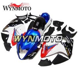 Abs Plastic For Hayabusa Australia - ABS Plastic Motorcycle Fairings For Suzuki Hayabusa GSXR1300 2008 2009 2010 2011 2012 2013 2014 2015 2016 Red Blue White Black Motorbike Kit
