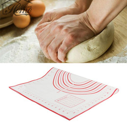 Gadgets Utensils Australia - Silicone Baking Mats Sheet Pizza Dough Non-Stick Maker Holder Pastry Kitchen Gadgets Cooking Tools Utensils Bakeware Accessoriessui0011