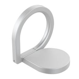 $enCountryForm.capitalKeyWord UK - Water Drop Phone Holder For iPhone Samsung Cell Phone Mounts Customization Logo Metal Mobile Phone Stand