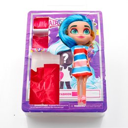 $enCountryForm.capitalKeyWord Australia - Hot Sale Hair Beauty Dolls For Girls 4 Types Hair play Dolls For Children Kids Girls Collectible doll Figures Wholesale Fast Shipping