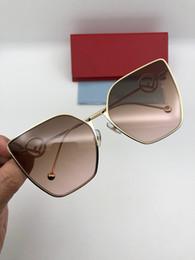 Опт Новый высококачественный бренд дизайнер очков FF0232s женские солнцезащитные очки женские солнцезащитные очки оригинальная коробка Gafas De Sol Стимпанк солнцезащитные очки