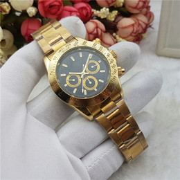 $enCountryForm.capitalKeyWord Australia - fashion Luxury classic brand man watches 40mm daytonaa Oysterr type series mens watch imported mechanical movement Waterproof watches