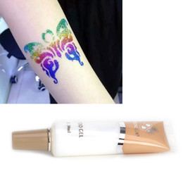 $enCountryForm.capitalKeyWord Australia - Temporary Tattoo Gel Glue Non-toxic for Body Art Paint Glitter Tool Supplies New