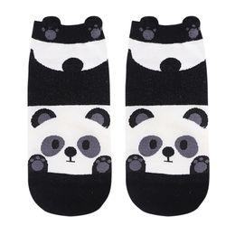 Cartoon Animal Cotton Women Girls Short Socks Dog Cat Monkey Pattern Socks For Women Socks