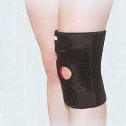 4bc933bce4 Knee Pain Arthritis Australia - Magnetic Knee Support Pads Neoprene Open  Patella Arthritis Pain Sport Brace