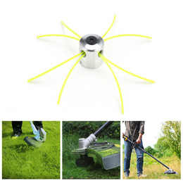 $enCountryForm.capitalKeyWord Australia - Aluminum Grass Trimmer Head with 4 Mowing Lines for Lawnmower Garden Tools Parts