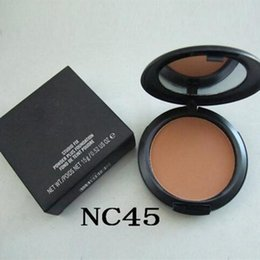 Fix Block Australia - 2019 New Foundation Brand Make-up Studio Fix Powder Cake Easy to Wear Face Powder Blot Pressed Powder Sun Block Foundation 15g NC & NW