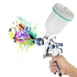 $enCountryForm.capitalKeyWord Australia - 601 Airbrush Kit Air Spray Gun Gravity Feed Paint Sprayers Air-Brush sandblaster Auto Car Painting Spot Repair Face Paint