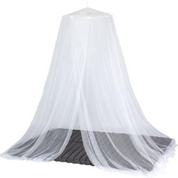 $enCountryForm.capitalKeyWord NZ - Mosquito Bed Net Single Bed Queen Insect-resistant Large Screen Mosquito Net Circular Curtain For Home