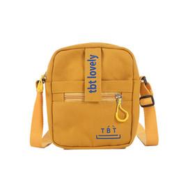 $enCountryForm.capitalKeyWord UK - New Elegant Shoulder Bag Women Wild Simple Messenger Bag For Girls Fashion Canvas Solid Coin Purse Tote Handbag Casual K627