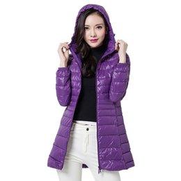 $enCountryForm.capitalKeyWord Australia - 2018 Women Long Jackets Coat Winter Warm Coat Ultra Light white Duck Down Jacket Female Casual Overcoat Slim Solid Hooded Parkas