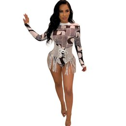 $enCountryForm.capitalKeyWord UK - Yvlvol long sleeve sexy Summer Women jumpsuit Romper Bodycon body Playsuit 2019 summer clothes overalls combinaison femme