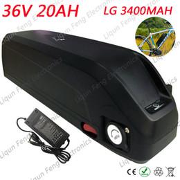 $enCountryForm.capitalKeyWord Australia - No Tax Hailong down tube E-bike Battery 500W 36V 20AH Lithium ion LG power cells 36V 20AH Electric Bicycle Battery Pack with USB.