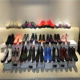 Lace weaves for bLack women online shopping - 2019 Fly Running Shoes Designer Trainers Weave For Women Men panda Red police Cream Jorg Orange Jaguar White black Sneakers Sports