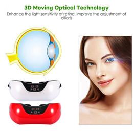 $enCountryForm.capitalKeyWord NZ - Wireless 3D Rechargeable Green Light Eye Restore vision Eye Massager Child Myopia Treatment Massage eye glasses Eyes Care Tool C18112601