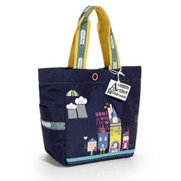 Cloth hobo bags online shopping - Nice New Women s Nylon Waterproof Light Handbags Travel Casual Shoulder Bag Cloth Nappy Bags Ladies Dumplings Shopping Tote Bag
