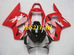 cbr 954 bodywork UK - Injection Fairing body kit for Honda CBR900RR 954 02 03 CBR 900RR CBR900 RR 2002 2003 ABS Red black Fairings bodywork+Gifts HC40