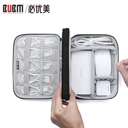 $enCountryForm.capitalKeyWord Australia - BUBM Electronics Organizer Travel Gadget Accessories Storage Bag for USB Cables, Chargers, Hard Disk,Power Bank, SD Card