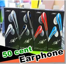 $enCountryForm.capitalKeyWord UK - wholesale earbuds mini 50 Cent Earphones SMS Audio Street by 50 Cent Headphone In-Ear headset for Mp3 Mp4 Cell phone tablet NEW