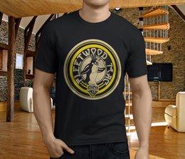 Großhandel Neue populäre Fleetwood Mac Schwarz T-Shirt Größe S-3XL