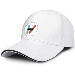 $enCountryForm.capitalKeyWord NZ - Mens Womens Twenty-Britpop-One-sign-Pilots Holding on to You Snapback ball Cap Top Level 100% Cotton Mesh Caps One Size Youth Hat