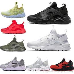 $enCountryForm.capitalKeyWord Australia - Huarache 1.0 4.0 Run Ultra Se Nik Men Running Shoes Trainer Triple-s Black Red Pink Lightweight Athletic Sport Outdoor Sneakers 36-45