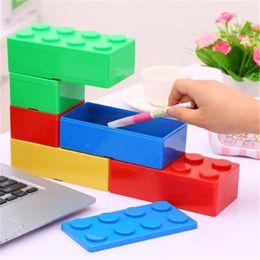 $enCountryForm.capitalKeyWord Australia - Desktop office stationery storage box Building Block Shapes Superimposed Storage Box Plastic Saving Space