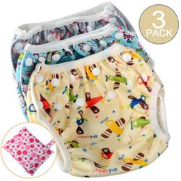 $enCountryForm.capitalKeyWord Australia - Summer Baby Swimwear Diaper Newborn Swim Trunks With Waterproof Infant Diaper Bag