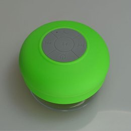 active audio NZ - Online Wholesale price IPX4 waterproof sucker shower Bluetooth SpeakerMini Speaker shower speaker promotion portable speaker as christmas