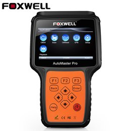 China Foxwell NT614 OBD OBD2 Automotive Scanner ABS SRS Airbag Transmission EPB Reset Multi Languages ODB2 Car Diagnostic Tool suppliers
