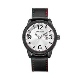 Best military glasses online shopping - 2019 CAGARNY Men s Watches Best Luxury Fashion Casual Sport Military Wrist Watch Quartz Watch Men Waterproof Relogio Masculino Relojes