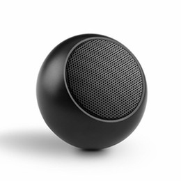 $enCountryForm.capitalKeyWord Australia - New Design TWS True Wireless Bluetooth Speakers Aluminum Mini Portable Speaker Music Audio Player for Phone