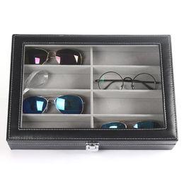 Beautiful Cartoon Fresh Glasses Box Eyeglass Case Eyewear Holder Lens Storage Sunglasses Reading Glass Protector Girls Hard Metal Quality First Apparel Accessories Women's Glasses
