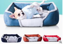 $enCountryForm.capitalKeyWord Australia - Creative Pet Sleeping Bed Breathable Dog Kennel Cat Nest Winter Warm Summer Cold Pet Mat Puppy Teddy House