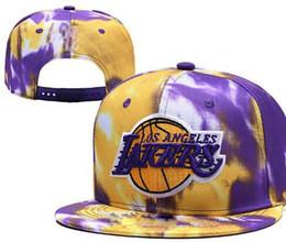 2019 Lakers hat LAL CAP 23 JAMES Men snapbacks Cool Women Sport Adjustable  Caps Hats All Team snapbacks Accept Drop ship 72f401cf4237