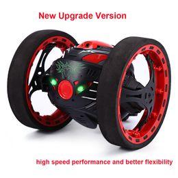 $enCountryForm.capitalKeyWord NZ - New Upgrade Version Jumping Bounce Car Sj88 Rc Cars 4ch 2 .4ghz Jumping Sumo Rc Car W Flexible Wheels Remote Control Robot Car