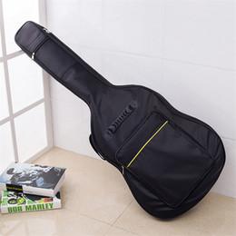 $enCountryForm.capitalKeyWord NZ - 40 41 inch Acoustic Classical Guitar Bag Case Backpack Adjustable Shoulder Strap Portable Thicken Padded