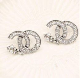 wholesale rhinestone snake earrings Australia - New style of high quality zircon cold air Earrings